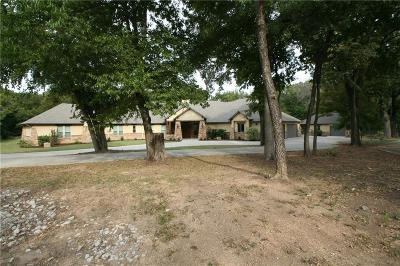 Fort Worth Single Family Home For Sale: 375 Cattlebaron Parc Drive