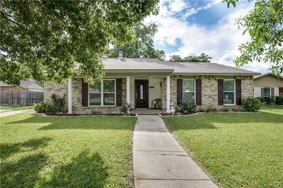 The Colony Single Family Home For Sale: 7005 Knight Drive