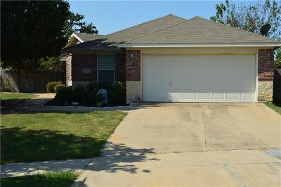 Euless Single Family Home For Sale: 912 High Creek Drive
