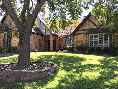 Single Family Home For Sale: 1920 Shadow Trail
