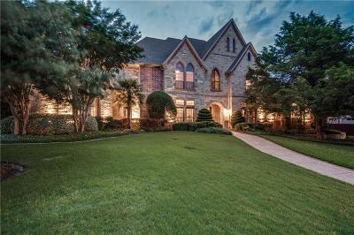 Southlake Single Family Home For Sale: 324 Oak Pointe Lane