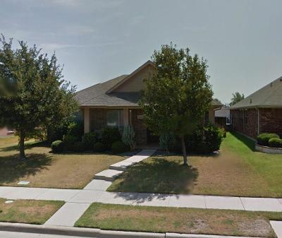 Allen Single Family Home For Sale: 1574 Hansberry Drive