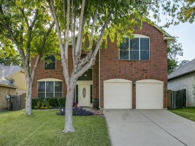 Grand Prairie Single Family Home For Sale: 3413 Galaway Bay Drive