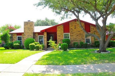 Single Family Home For Sale: 3317 Sam Rayburn Run