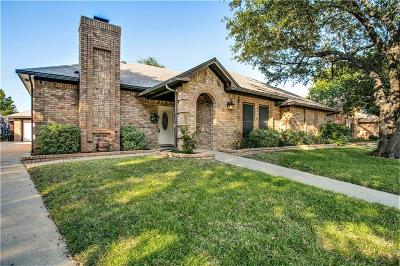 Bedford Single Family Home For Sale: 2509 Stone Hollow Drive