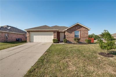 Collin County Single Family Home Active Option Contract: 300 Olivia Lane