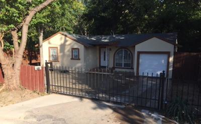 Dallas Single Family Home For Sale: 7512 Q Avenue
