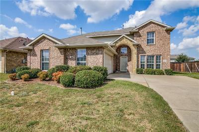 Forney Single Family Home For Sale: 2104 Pecan Ridge Drive