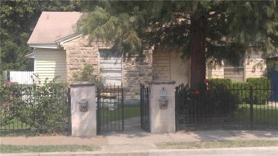 Dallas Single Family Home For Sale: 2308 N Prairie Avenue