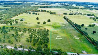 Wise County Residential Lots & Land For Sale: 00 County Road 2535