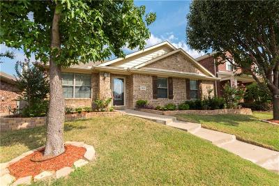 McKinney Single Family Home Active Option Contract: 4616 Worchester Lane