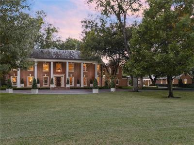 Dallas Single Family Home For Sale: 4800 Park Lane