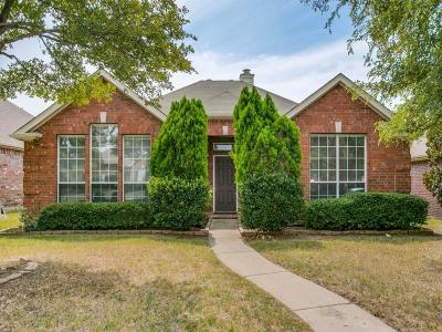 Frisco Single Family Home For Sale: 11315 Newberry Drive