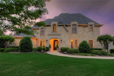 Flower Mound Single Family Home For Sale: 4009 Chimney Rock Drive