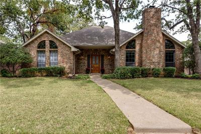 Grapevine Single Family Home For Sale: 3050 Old Mill Run