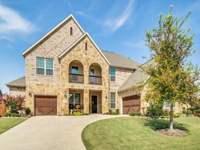 Prosper Single Family Home For Sale: 2201 Lewis Canyon Drive