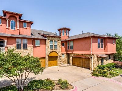 Grand Prairie Townhouse For Sale: 2600 Piazza Court #2