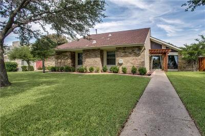 Plano Single Family Home Active Option Contract: 909 Raywood Circle