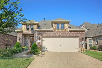 McKinney Single Family Home For Sale: 900 Eagle Creek Trail