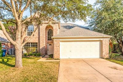Flower Mound Single Family Home Active Option Contract: 4736 Hanover Drive