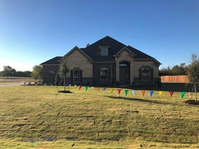 Waxahachie Single Family Home For Sale: 260 McKinley Circle
