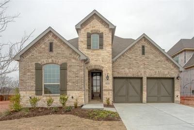 Mckinney Single Family Home For Sale: 8416 Brunswick Lane