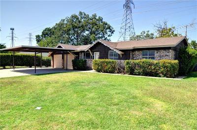 Haltom City Single Family Home For Sale: 4621 Stanley Keller Road