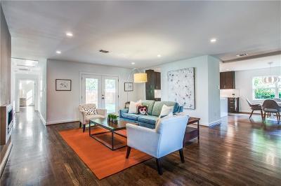 Dallas Single Family Home For Sale: 6733 Hialeah Drive