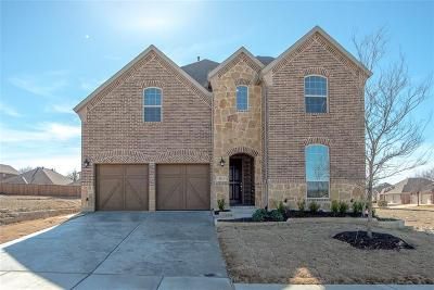 McKinney Single Family Home For Sale: 8513 Ardsley Place