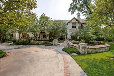 Dallas Single Family Home For Sale: 6214 Park Lane