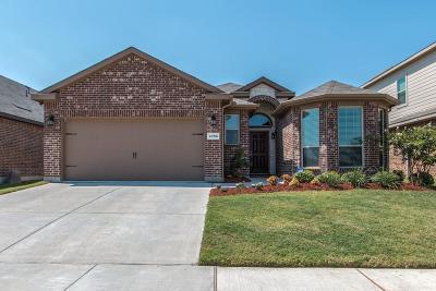 Denton Single Family Home Active Option Contract: 4704 Shagbark Drive