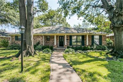 Dallas, Fort Worth Single Family Home For Sale: 6924 Redstart Lane