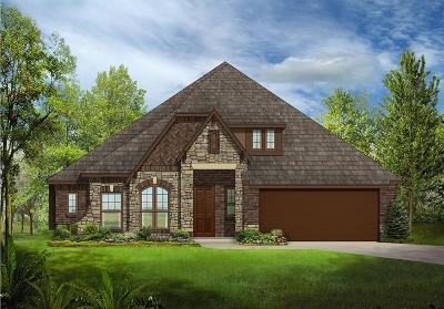 Burleson Single Family Home For Sale: 1017 Rustic Oak Way