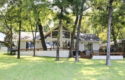 Mabank Single Family Home For Sale: 134 Lake Terrace Drive