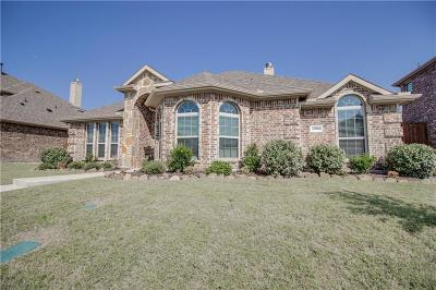 Rockwall Single Family Home For Sale: 1296 White Water Lane