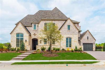 Prosper Single Family Home For Sale: 1041 Cliff Creek Drive
