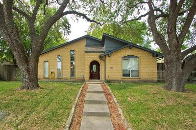 Garland Single Family Home Active Contingent: 409 Perdido Drive