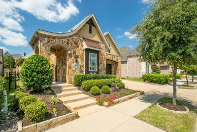 Mckinney Single Family Home For Sale: 6108 River Highlands Drive