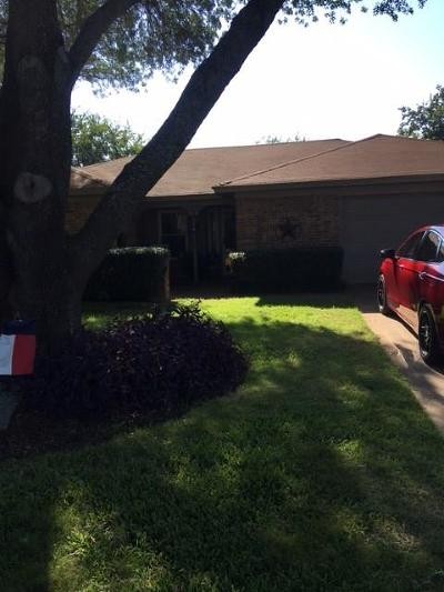 North Richland Hills Single Family Home Active Option Contract: 7417 Timberhill Drive