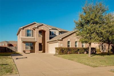 Grand Prairie Single Family Home For Sale: 2136 La Salle Trail
