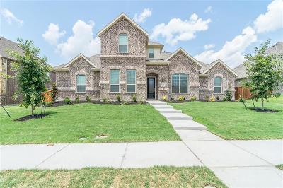 Rockwall Single Family Home For Sale: 545 Centenary