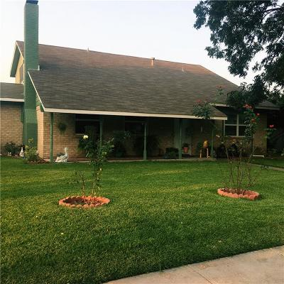 Garland Single Family Home Active Option Contract: 3205 Tampa Drive