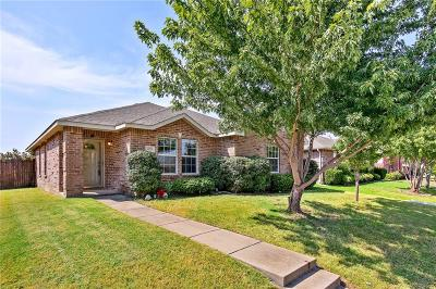 Allen Single Family Home For Sale: 1727 Shawnee Trail
