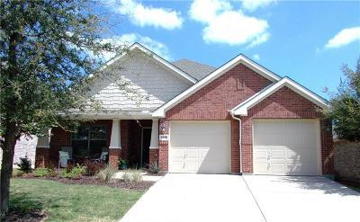 Mckinney Single Family Home For Sale: 3012 Barkwood Drive