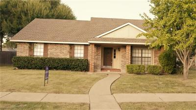Garland Single Family Home For Sale: 3610 Creststone Drive