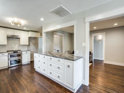 Dallas Single Family Home For Sale: 4411 Sexton