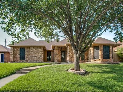 Mesquite Single Family Home For Sale: 4415 Silverthorn Drive