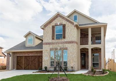 Aledo Single Family Home For Sale: 452 Sagebrush Drive