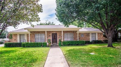 North Richland Hills Single Family Home Active Option Contract: 6212 Gayle Drive