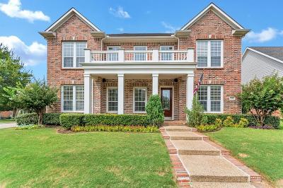 Carrollton Single Family Home For Sale: 1725 E Branch Hollow Drive